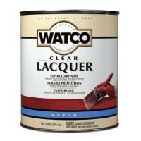 Watco Lacquer Satin Quart
