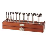 Forstner 10 Piece Bit Set