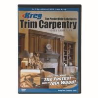 Pocket Hole Solution to Trim Carpentry DVD