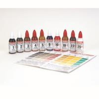 Mixol 10 piece Woodworkers Tones Set