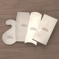 Lynx 4pc Curved Scraper Set