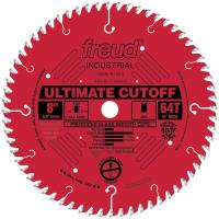 Freud LU85R008 Industrial Ultimate Cut-Off Bladed with Red Perma-Shiel