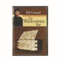 Rob Cosman Wood-Hinge Box DVD