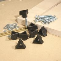 Build-It System 1/4-20 Knob Kit