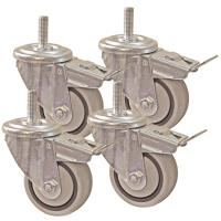Kreg Casters Set for Universal Steel Stand