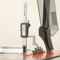 Wixey Digital Height Gauge with Fractions
