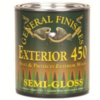 Exterior 450 Varnish Semi-Gloss Quart