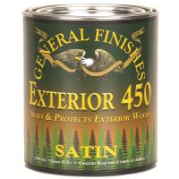 Exterior 450 Varnish Satin Quart