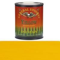 General Finishes Water Based Dye Yellow Pint
