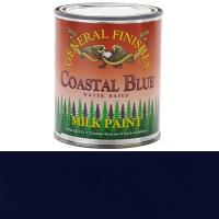 General Finishes Coastal Blue Milk Paint Pint