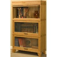 Barrister Bookcase - Downloadable Plan