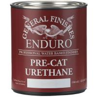 General Finishes Enduro Water Based Pre-cat Urethane Satin Quart
