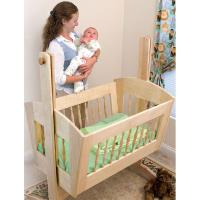 Pendulum Cradle - Downloadable Plan