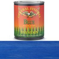 General Finishes Water Based Dye Blue Pint