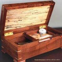 Jewelry/Keepsake Box - Downloadable Plan