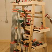 Clamp Rack - Downloadable Plan