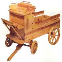Woodworking Project Paper Plan to Build Toy Box Wagon
