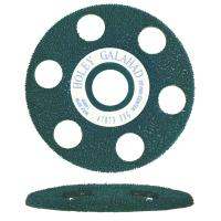 Holey Galahad See Through Disc Flat Fine Green 7/8