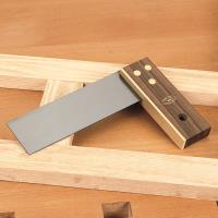 CROWN Rosewood and Brass Try Square 6