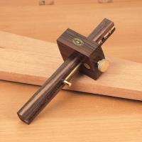 CROWN Rosewood and Brass Marking Gauge