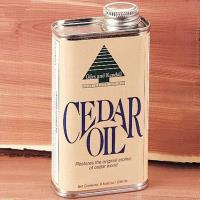 Oil Of Cedar Wood Finish 8-oz
