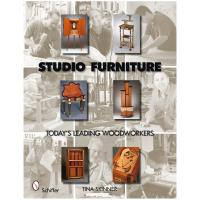 Studio Furniture Today's Leading Woodworkers