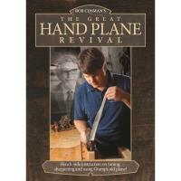 Rob Cosman The Great Hand Plane Revival DVD