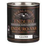 General Finishes Enduro-var Top Coat Gloss Quart
