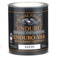 General Finishes Enduro-var Top Coat Satin Pint