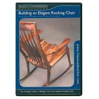 Building an Elegant Rocking Chair DVD
