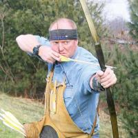 Making a Longbow - Downloadable Plan
