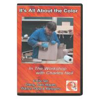 In the Workshop With Charles Neil It's All About Color 6 DVD Set