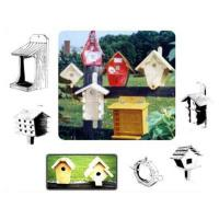 Woodworking Project Paper Plan to Build 27 Birdhouses and Feeders