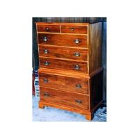 Woodworking Project Paper Plan to Build Chippendale Chest / Dresser