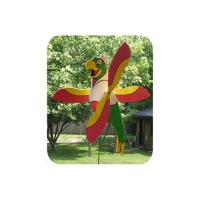 Woodworking Project Paper Plan to Build Parrot Whirligig