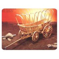 Woodworking Project Paper Plan to Build Conestoga Wagon