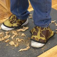 Woodcraft The Shoe Bib Desert Camo