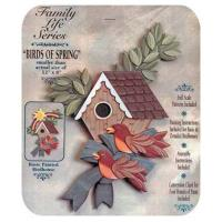 Spring Birds Tole Project Kit