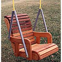 Woodworking Project Paper Plan to Build Childand39;s Swing