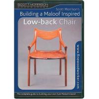 Building a Maloof Inspired Low-Back Chair DVD