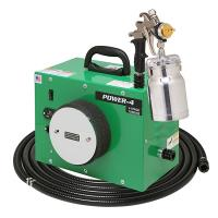 Apollo Sprayers POWER-4 HVLP Spray System 7500QT Spray Gun and POWER-4