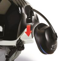 Trend Airshield Pro with Ear Defenders