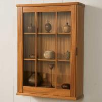 Wall Hung Display Cabinet - Downloadable Plan