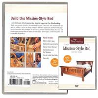 Mission-Style Bed Series 1