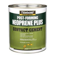 Titebond GREENchoice Neoprene Plus Contact Cement Clear Quart