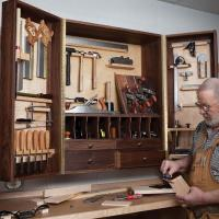 Hand Tool Cabinet - Downloadable Plan