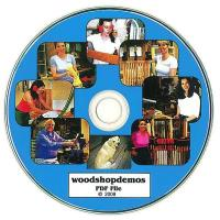 WoodShopDemos.com Compilation DVD