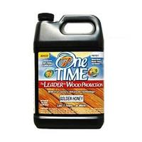 OneTime Wood Protector Golden Honey Quart