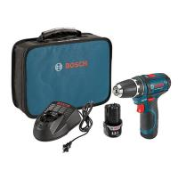 Bosch PS31-2A 12V Max 3/8 Drill Driver Kit