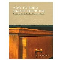 How to Build Shaker Furniture by Thomas Moser